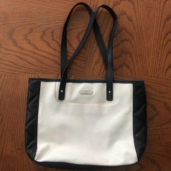 Chaps Handbags - Chaps tote vegan leather